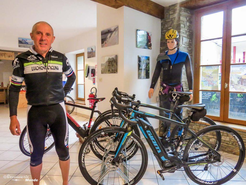 luchon cycling haute-garonne
