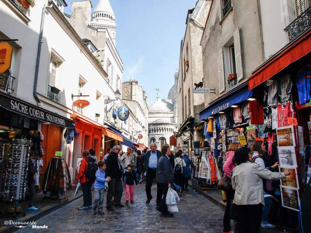montmartre que voir à Paris