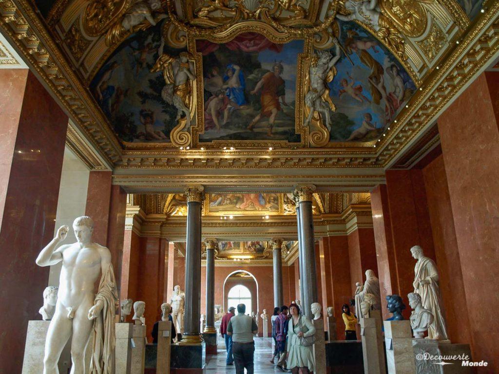 que faire à Paris Louvre