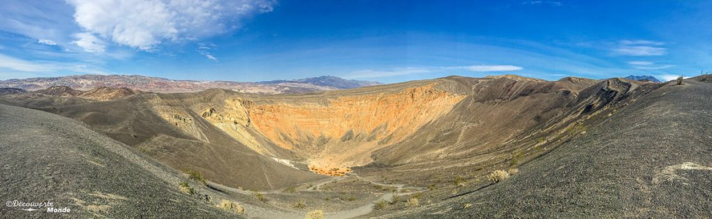 ubehebe crater death valley