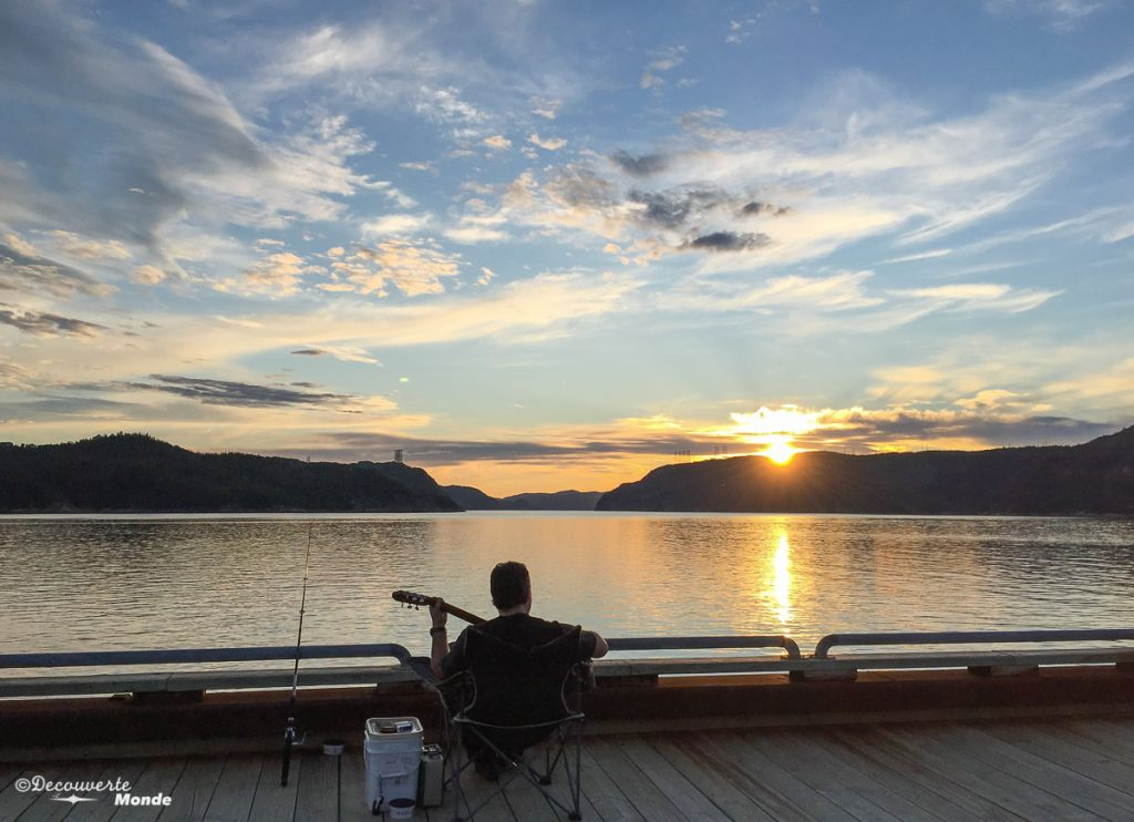 fjord du saguenay road trip au québec