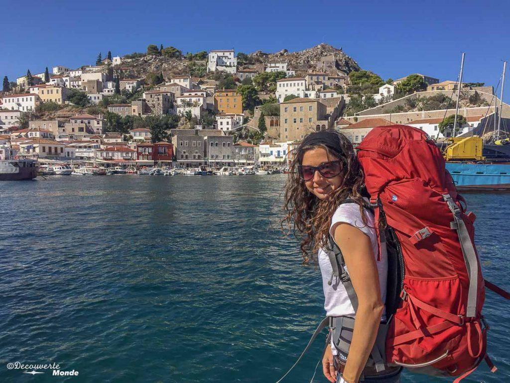 sac à dos bagage voyage