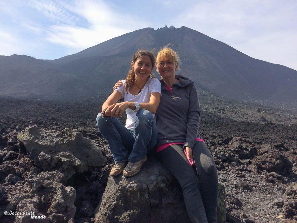 bilan voyage 2017 pacaya guatemala