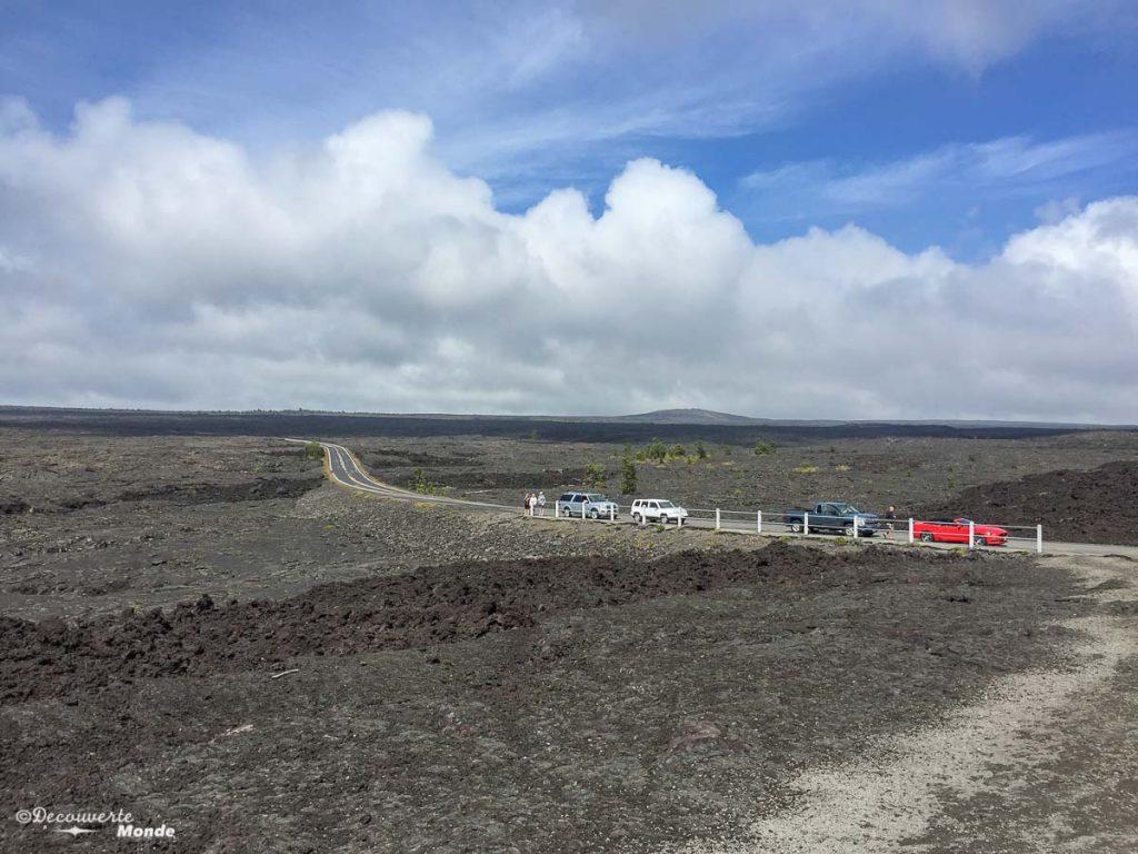 Big Island : Mon voyage de 10 jours sur la plus grande des îles d'Hawaii. Ici sur la chain of craters road. Retrouvez l'article ici: https://www.decouvertemonde.com/big-island-voyage-iles-hawaii