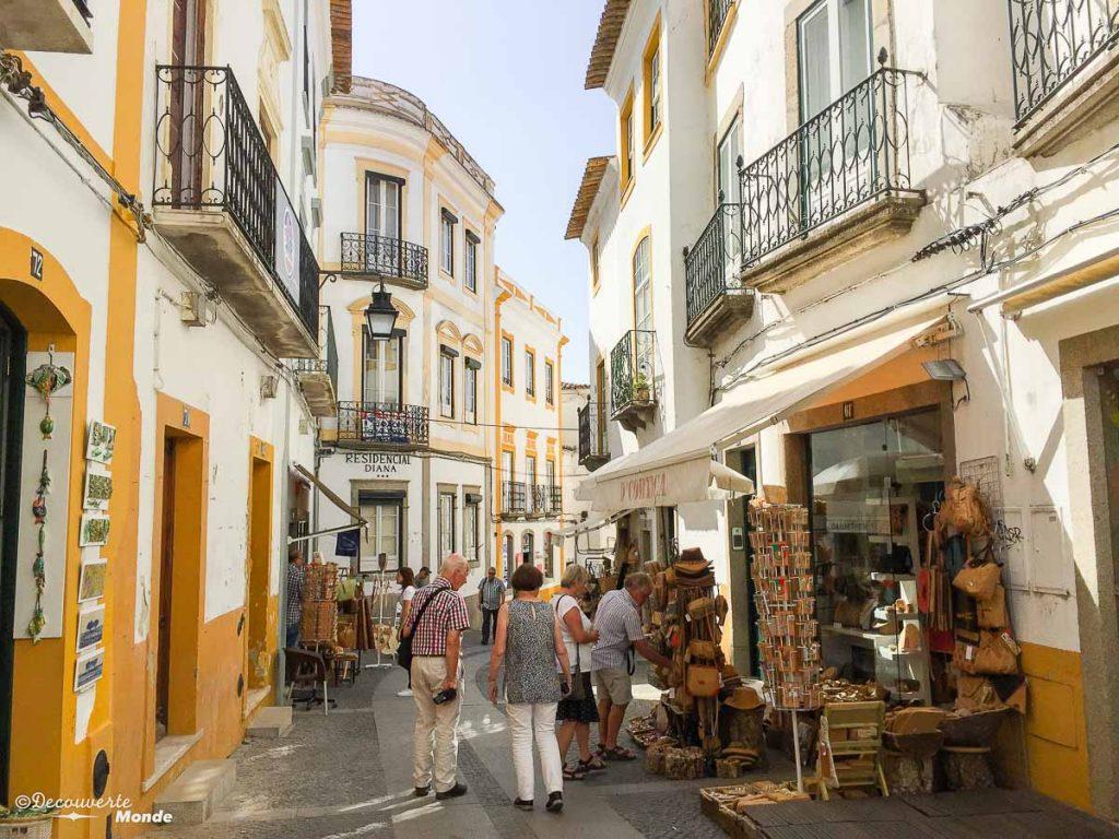 Où aller au Portugal : Mon itinéraire pour visiter le Portugal en 7 jours. Ici la zone touristique d'Evora. Retrouvez l'article ici: https://www.decouvertemonde.com/ou-aller-au-portugal-itineraire-visiter-7jours