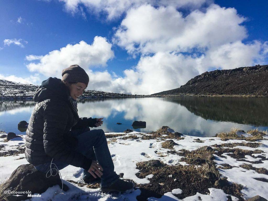 Big Island : Mon voyage de 10 jours sur la plus grande des îles d'Hawaii. Ici au lac Wai'au sur le volcan Mauna kea. Retrouvez l'article ici: https://www.decouvertemonde.com/big-island-voyage-iles-hawaii