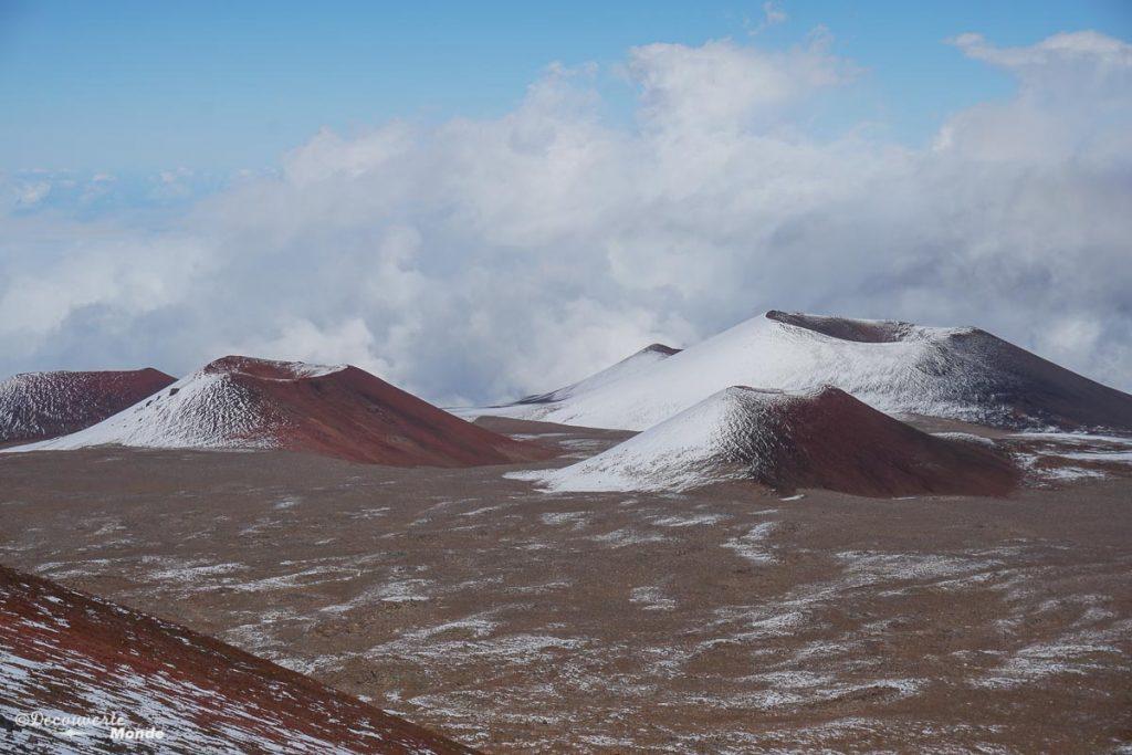 Big Island : Mon voyage de 10 jours sur la plus grande des îles d'Hawaii. Ici au sommet du Mauna kea. Retrouvez l'article ici: https://www.decouvertemonde.com/big-island-voyage-iles-hawaii