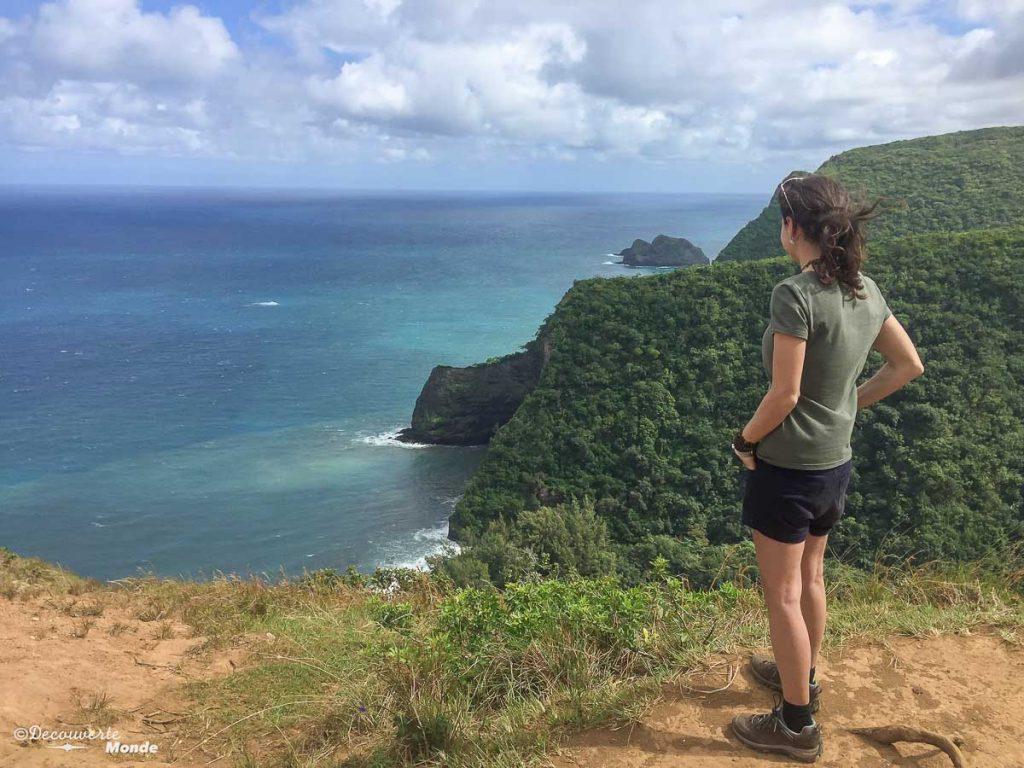 Big Island : Mon voyage de 10 jours sur la plus grande des îles d'Hawaii. Ici en randonnée à Polulu valley. Retrouvez l'article ici: https://www.decouvertemonde.com/big-island-voyage-iles-hawaii