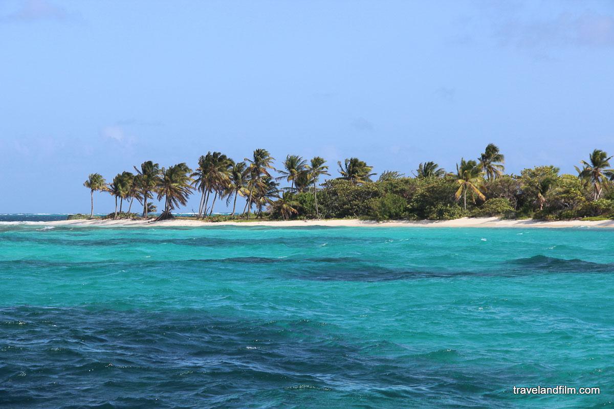 Îles des Caraïbes à visiter en 10 coups de coeur. Ici à Cayes Tobago à Saint-Vincent-et-les-Grenadines. Retrouvez l'article ici: https://www.decouvertemonde.com/iles-des-caraibes-a-visiter