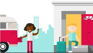 Échange non réciproque, échange de maison contre des Guestpoints. Photo tirée de mon article Échange de maison avec GuestToGuest : Prêtez-la, gagnez des points et voyagez pas cher. #guesttoguest #echangedemaison #voyage #voyagerpascher #hebergement