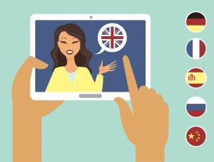 Apprendre l'anglais en ligne. Dans mon article sur Comment apprendre l'anglais pour voyager : Mes différentes astuces. #anglais #apprendrelanglais