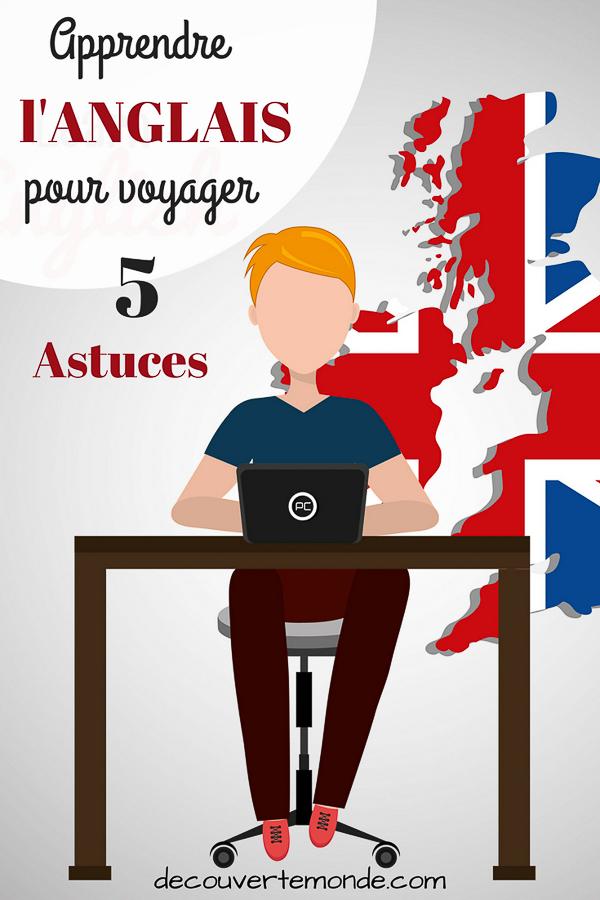 Comment apprendre l'anglais pour voyager : Mes différentes astuces.Comment apprendre l'anglais pour voyager : Mes différentes astuces. #apprendrelanglais #anglais