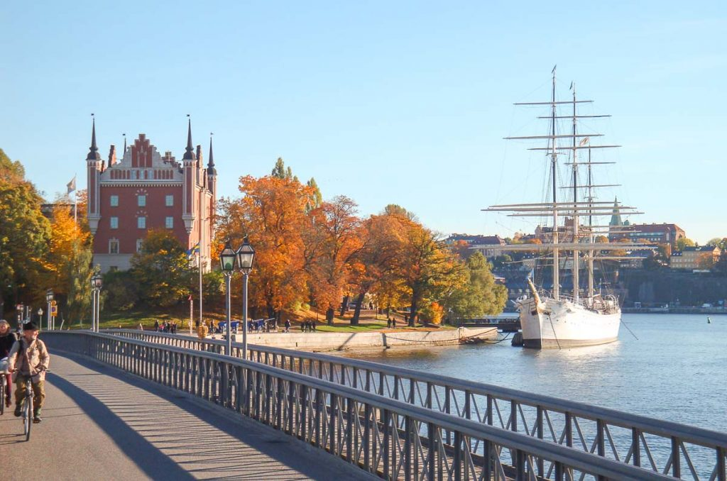 Le bateau Af Chapman, une auberge jeunesse à Stockholm dans mon article Visiter Stockholm : Que faire à Stockholm en 10 coups de coeur #suede #stockholm #europe #voyage #scandinavie #citytrip