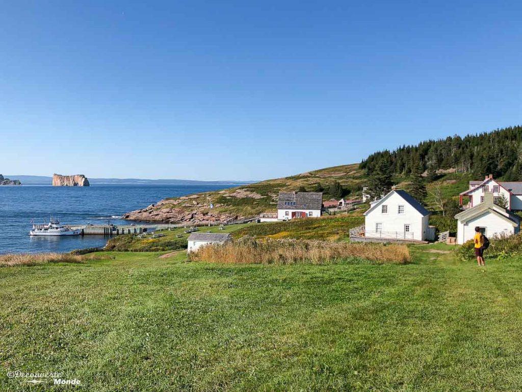 Île Bonaventure dans mon article Gaspésie en 10 jours : Itinéraire de mon tour de la Gaspésie en road trip #gaspesie #quebec #canada #voyage #quebecoriginal #explorecanada #sepaq #bonaventure