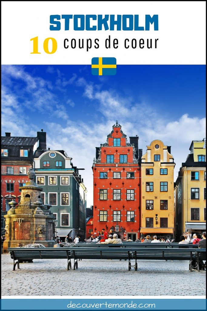 Visiter Stockholm en Suède : Que faire à Stockholm en 10 coups de coeur | Découvrez dans cet article que faire à Stockholm et que voir | Quoi voir à Stockholm et quoi faire | Que visiter à Stockholm | Activités à Stockholm | Où dormir à Stockholm | visiter Stockholm #stockholm #europe #voyage #scandinavie #citytrip #suede