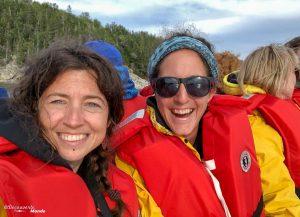Safari-zodiac dans la baie de Gaspé dans mon article Gaspésie en 10 jours : Itinéraire de mon tour de la Gaspésie en road trip #gaspesie #quebec #canada #voyage #quebecoriginal #explorecanada #nature