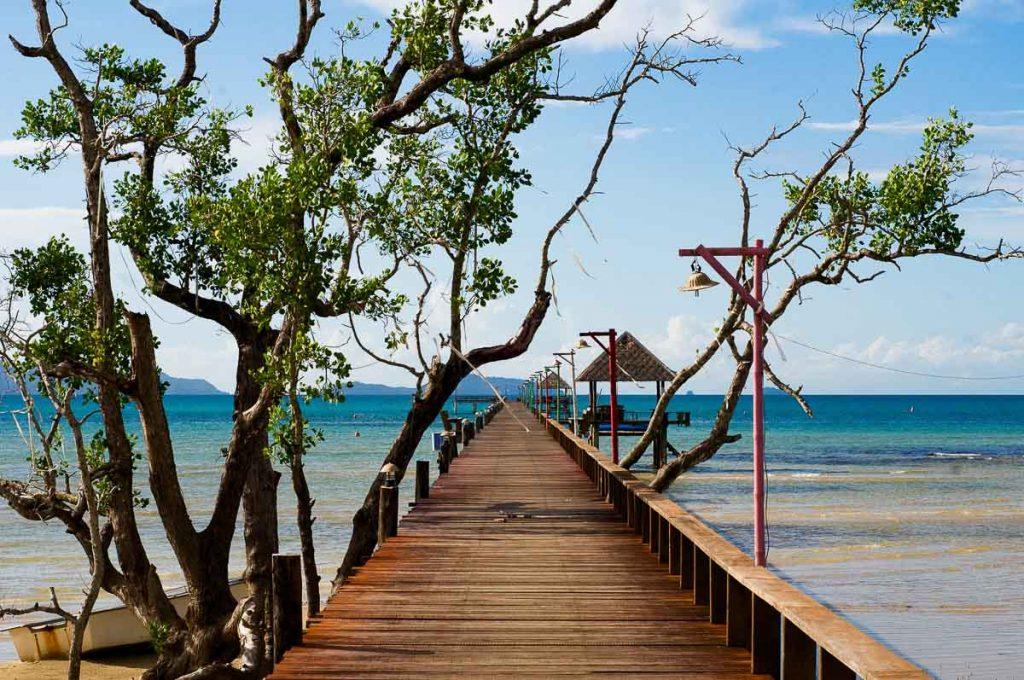 Île de Koh Mak dans mon article Quelle île de Thaïlande choisir : Nos 9 préférées connues et moins connues #thailande #asiedusudest #asie #ile #voyage #plage #plageparadisiaque #mer #kohmak