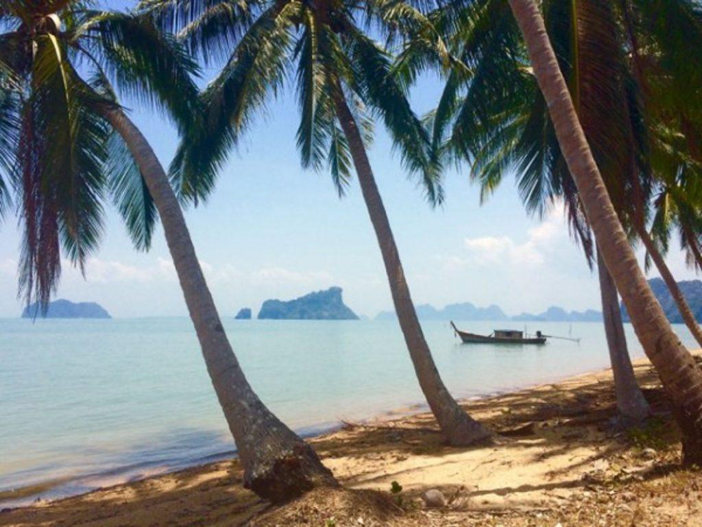 Île de Koh Yao Noi dans mon article Quelle île de Thaïlande choisir : Nos 9 préférées connues et moins connues #thailande #asiedusudest #asie #ile #voyage #plage #plageparadisiaque #mer #kohyaonoi