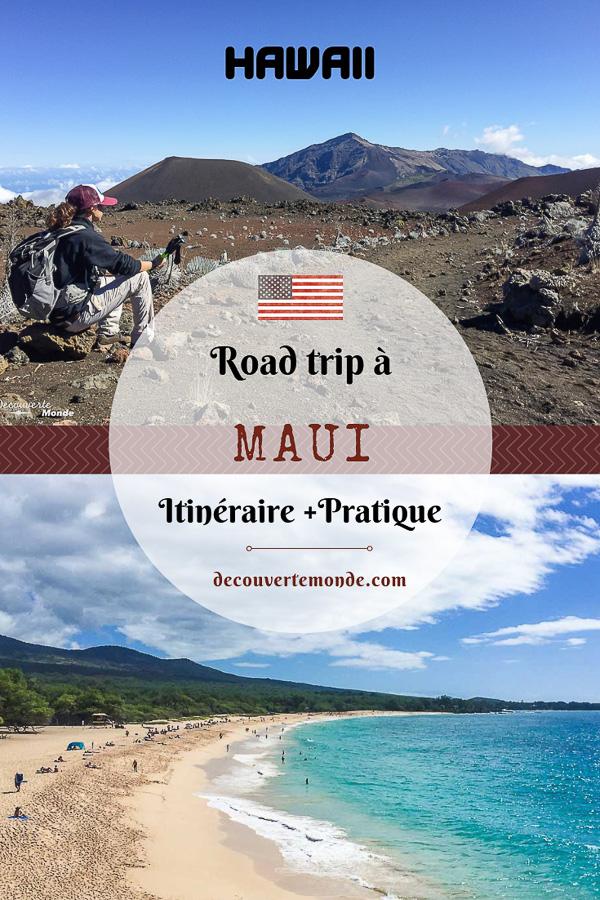 Maui à Hawaii : Que faire en 10 jours de road trip sur l'île de Maui  | Maui | Maui à Hawaii | Maui Hawaii | Visiter Maui | Que visiter à Maui | Que faire à Maui | Que voir à Maui | Quoi faire à Maui | Quoi voir à Maui | activités à Maui | île de Maui | itinéraire Maui | road trip Maui #maui #hawaii #hawai #etatsunis #usa #voyage #roadtrip