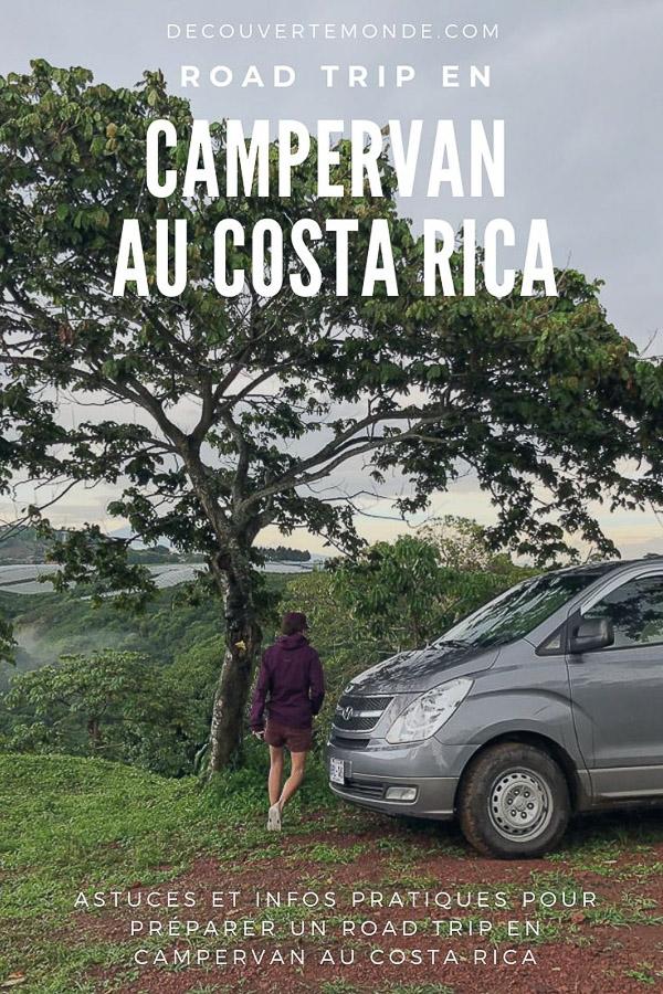 Campervan au Costa Rica : Mes conseils pour un road trip au Costa Rica | Costa Rica | road trip au Costa Rica | road trip en campervan au Costa Rica | campervan au Costa Rica| van au Costa Rica | vanlife au Costa Rica | voyage au Costa Rica #costarica #voyage #campervan #van #vanlife #roadtrip
