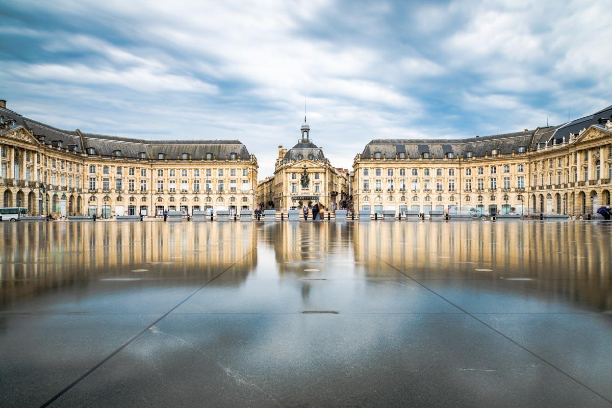 Visiter Bordeaux, capitale de la Nouvelle-Aquitaine dans mon article Région de Nouvelle-Aquitaine en France en 12 incontournables à visiter #nouvelle-aquitaine #france #europe #voyage