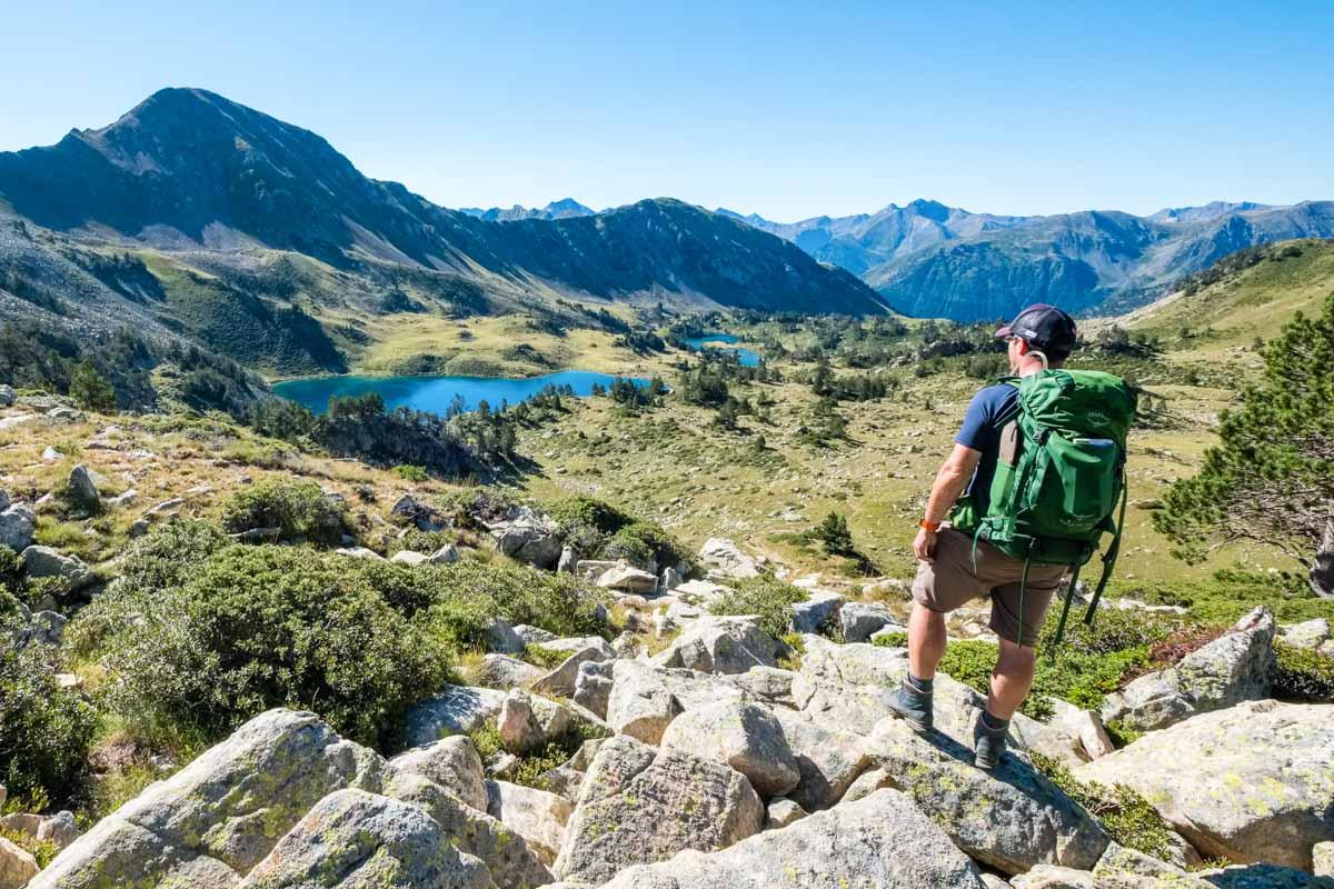 Randonnée dans le Massif de Néouvielle en Haute-Pyrénées en Occitanie dans mon article La région Occitanie en France en 12 incontournables à visiter #occitanie #france #europe #voyage