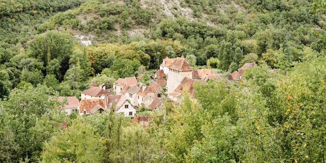 Découvrir les villages du Lot en région Occitanie dans mon article La région Occitanie en France en 12 incontournables à visiter #occitanie #france #europe #voyage