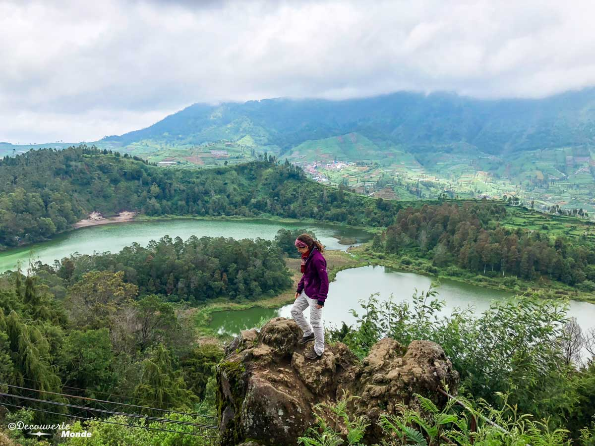 Plateau de Dieng à Java dans mon article Que faire à Java, voir et visiter : Mes 10 incontournables #java #indonesie #voyage #asiedusudest #asie #dieng