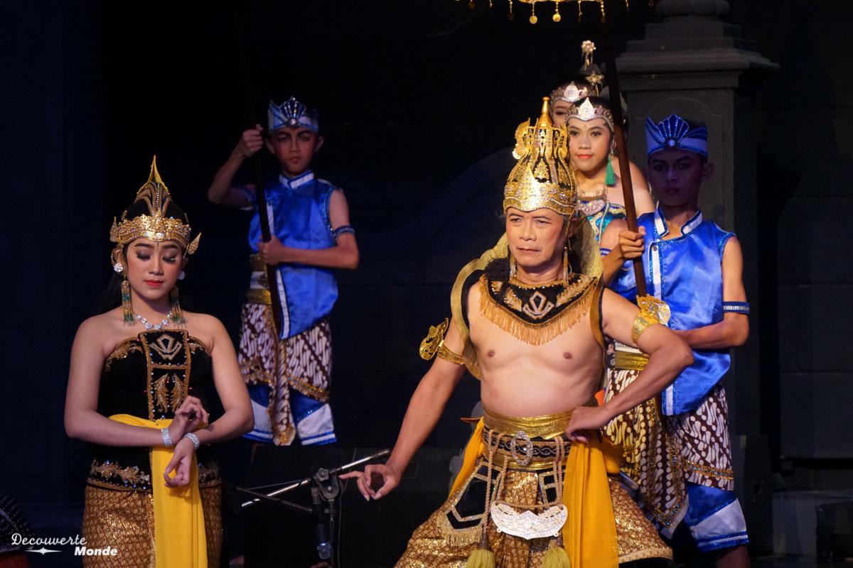 Ballet Ramayana à Prambanan à Java dans mon article Que faire à Java, voir et visiter : Mes 10 incontournables #java #indonesie #voyage #asiedusudest #asie #art #ramayana #prambanan