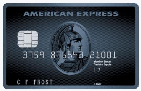 Carte de crédit Cobalt d'Amex dans notre article American Express : Excellentes cartes de crédit récompenses pour voyageurs #amex #americanexpress #cartedecredit #recompense #voyage
